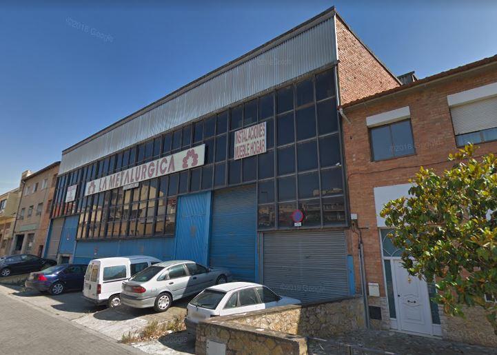 Industrial en venta  en Calle Sant Jaume, Ripollet