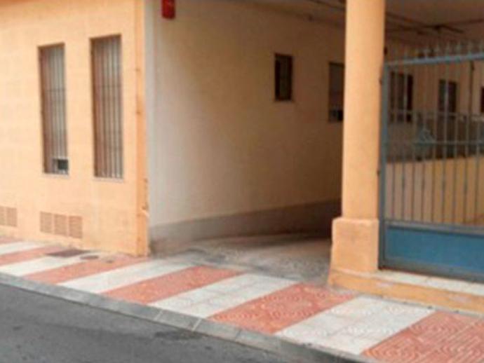 Parking en venta  en Calle Los Olivos, Roquetas de Mar