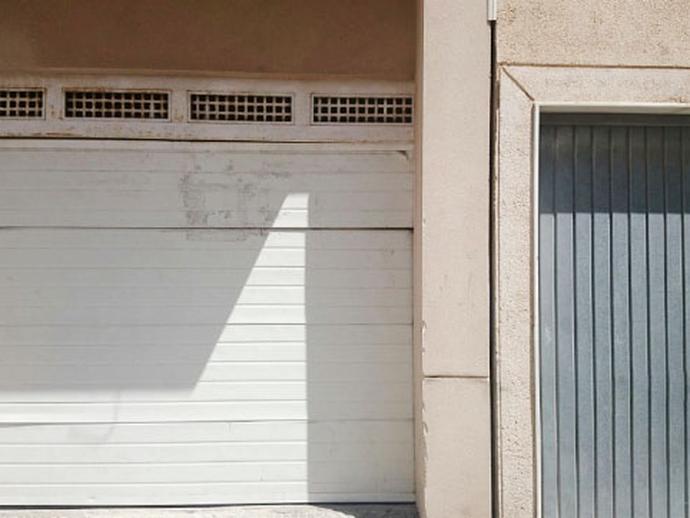 Parking - Individual en venta  en Calle GENERAL CASTAÑOS, Roquetas de Mar