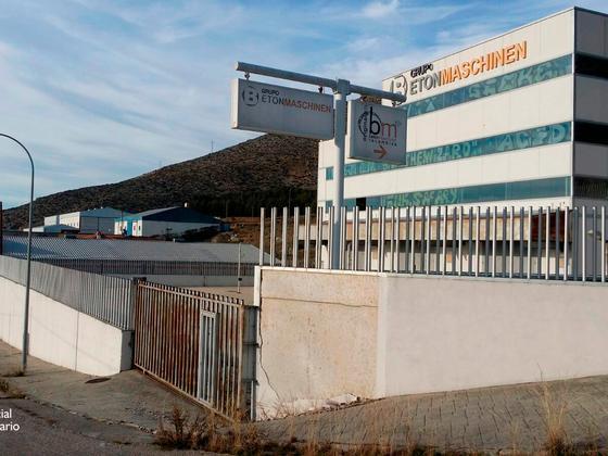 Industrial - Nave industrial en venta  en  La Molaina, Pinos Puente