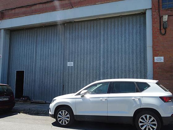 Industrial - Nave industrial en venta  en Avenida MESTRE JOAN MONTANER, Igualada