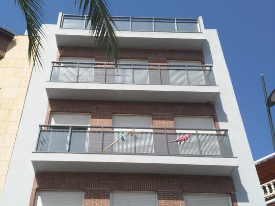 Promoción Residencial Plaza España