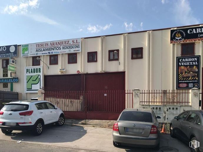 Industrial - Nave industrial en venta  en  Calle Gonzalo Chacón, Aranjuez