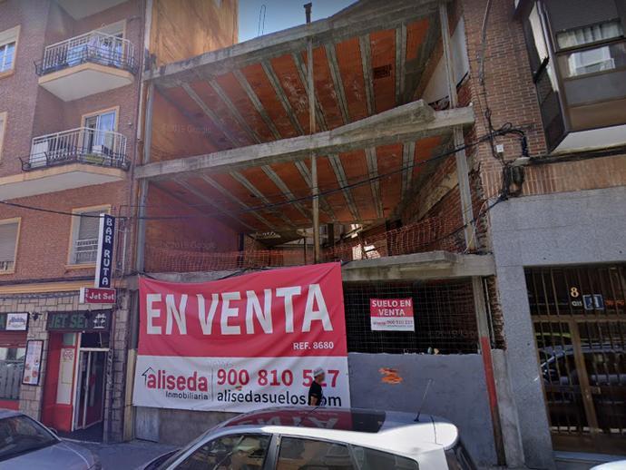 Suelo - Urbanizable en venta  en  Calle Jerónima Llorente, Madrid Capital