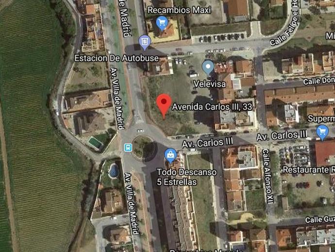 Suelo - Residencial en venta  en  Avenida Villa de Madrid, Vélez-Málaga