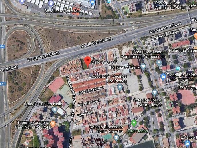 Suelo - Residencial en venta  en  Calle Ceuta, Málaga Capital