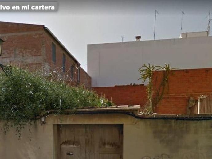 Suelo - Urbanizable en venta  en  Calle Colón, Alboraya