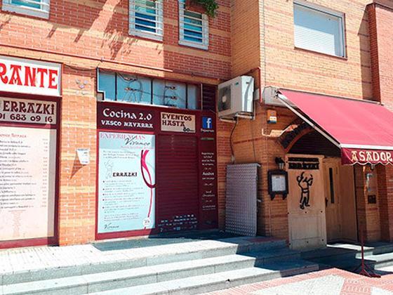Local en venta  en  Calle José Barrilero, Getafe