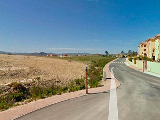 Suelo - Urbanizable en venta  en  av. Valle del Sol, Vera