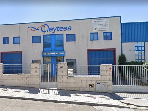 Industrial - Nave industrial en venta  en  Calle Berbiquí, Rivas-vaciamadrid