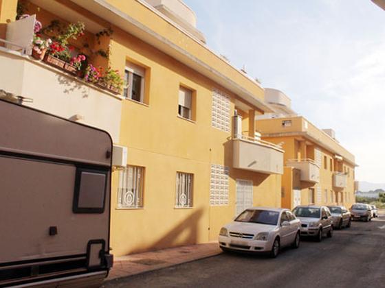 Apartamento en venta  en  Calle Celia Viñas, Vera