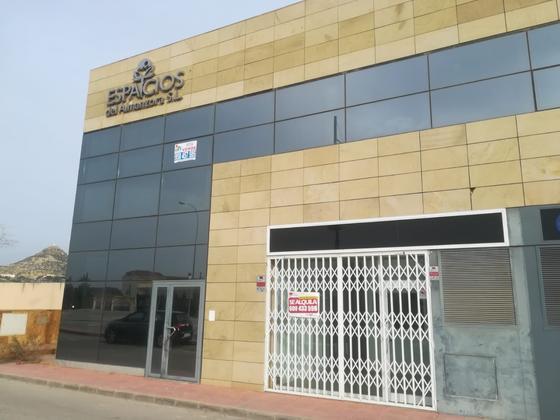 Local - En espacios comerciales en alquiler  en  Carretera de Ronda, Vera