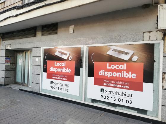 Local - 1ª línea comercial en venta  en  Calle Toledo, Ciudad Real
