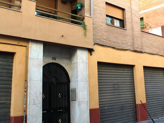 Piso en venta  en  Calle Santa Adela, Granada Capital