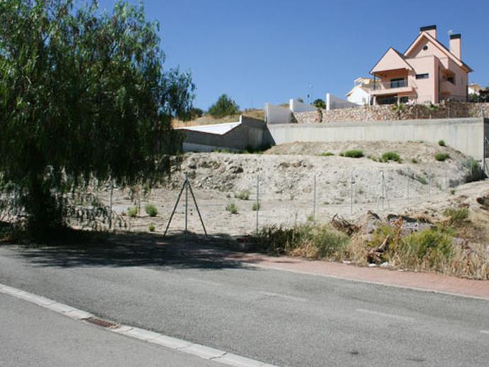 Suelo - Urbanizable en venta  en  Calle Barrancones, Las Gabias