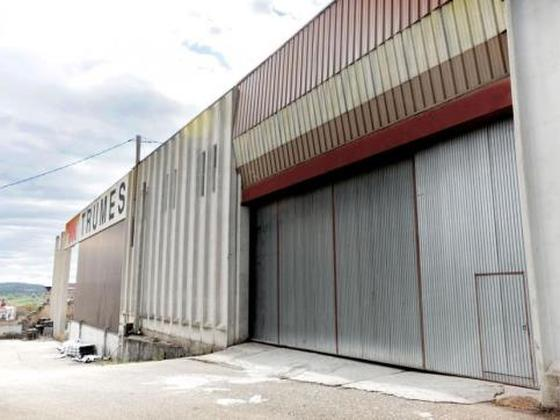 Industrial - Nave industrial en venta  en  Carretera a Pontils, Santa Coloma de Queralt