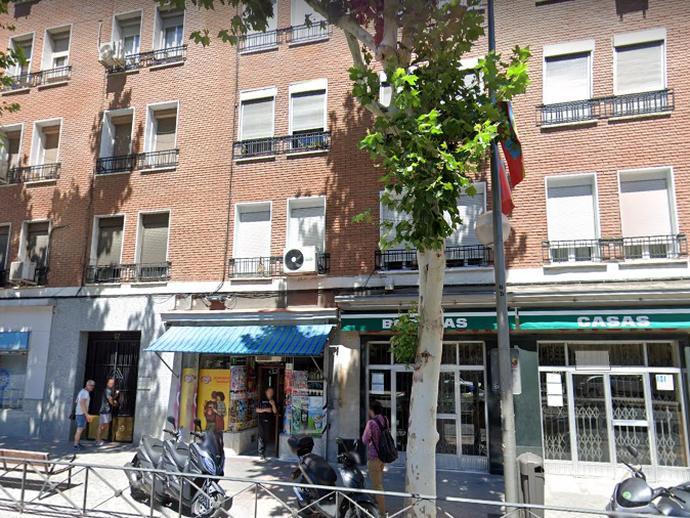 Piso en venta  en  Avenida de la Ciudad de Barcelona, Madrid Capital