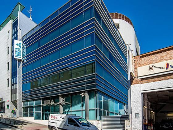 Edificio - Oficinas en venta  en  Calle Santa Leonor, Madrid Capital