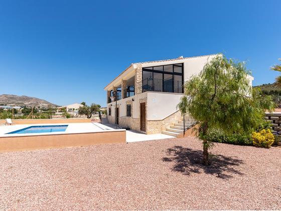 Casa rural en venta  en Novelda