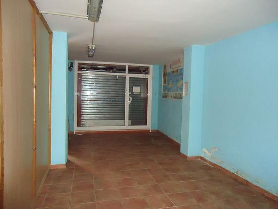 Local en venta  en Calle Aguas de Sax, Alicante / Alacant