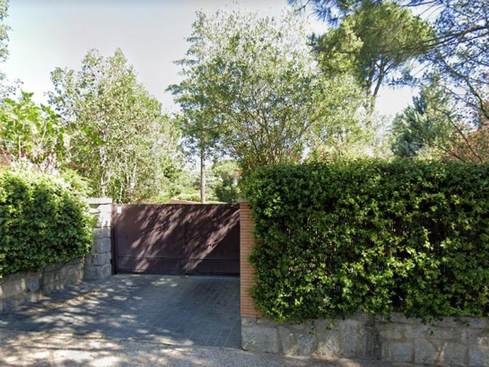 Chalet en venta  en Madrid Capital