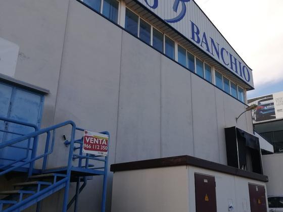 Industrial - Nave industrial en venta  en Finestrat