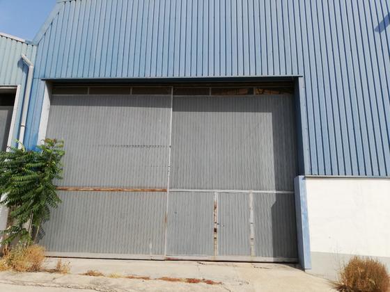Industrial - Nave industrial en venta  en Buñol