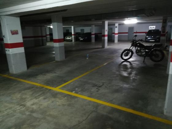 Parking en venta  en Manises