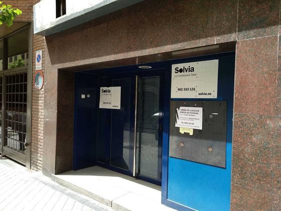 Local en alquiler  en Calle ALONSO CANO, Madrid Capital
