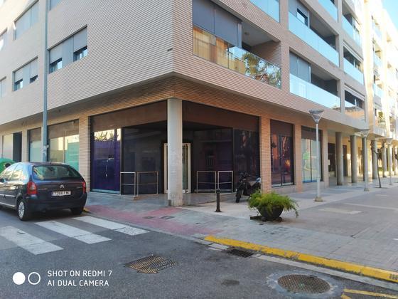 Local - 1ª línea comercial en venta  en Calle FRANCISCO PIZARRO, Benicarló