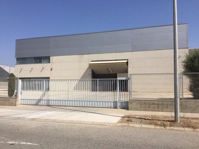 Industrial - Nave industrial en venta  en Avenida Europa esq c/ Luxemburgo, Toledo