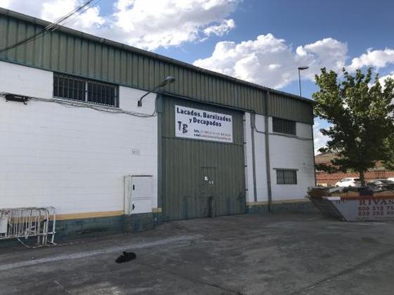 Industrial - Nave industrial en venta  en Avenida CANTERAS, Valdemoro