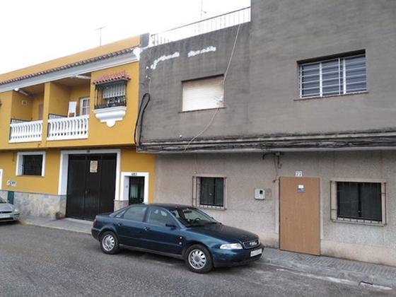 Chalet adosado en venta  en Algeciras
