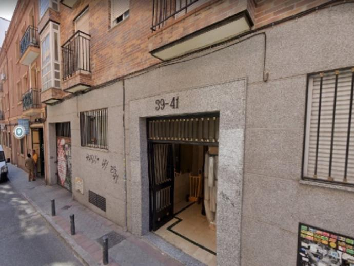 Parking en venta  en Calle NICOLAS MORALES, Madrid Capital