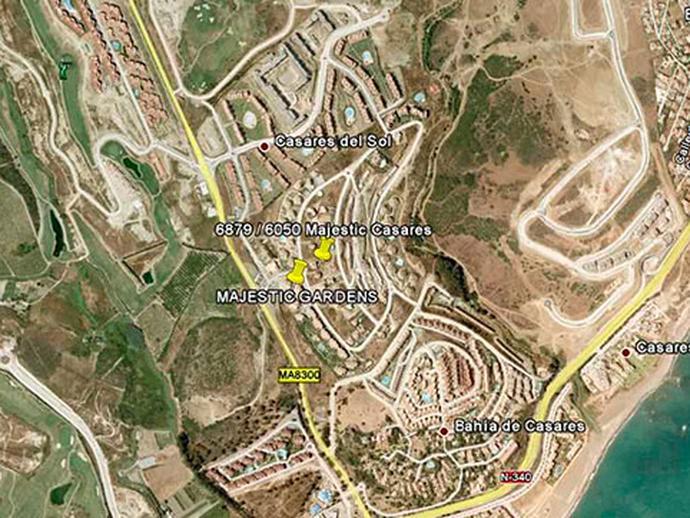 Suelo en venta  en Urbanización MAJESTIC, Casares