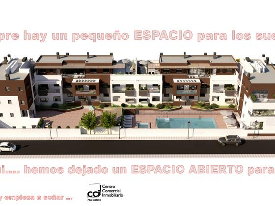 Promoción Residencial ESPACIO ABIERTO