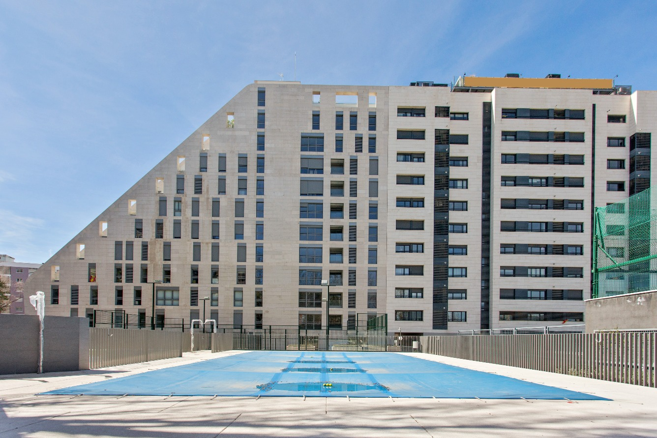 Triplex en Madrid Capital