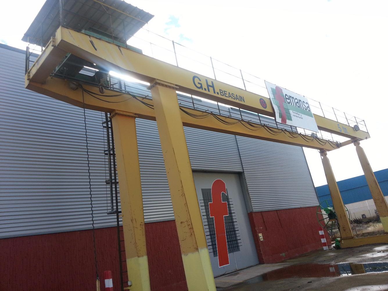 Industrial - Nave industrial en  MANZANARES FASE 2