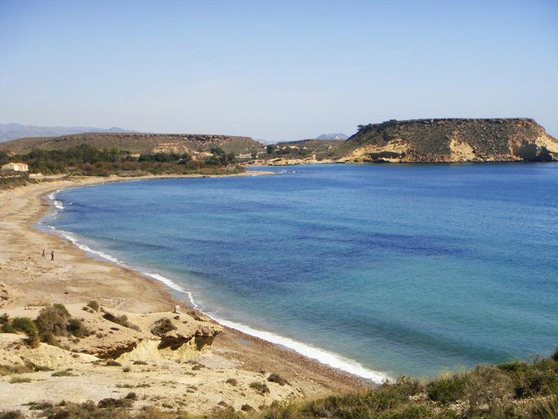 Playas San Juan de los Terreros (Pulpí)