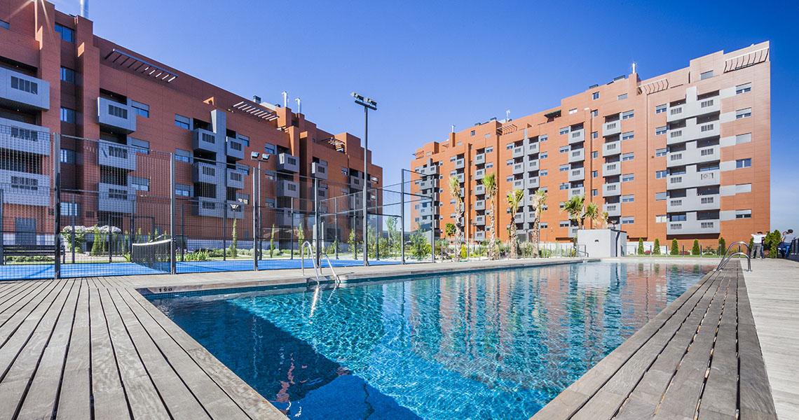 Residencial Gran Manzana, Granada Capital