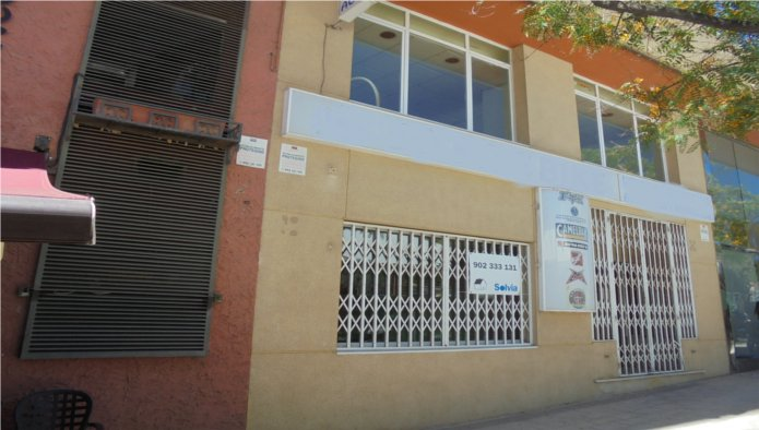 Local en  Hermanos Alvarez Quintero -Edif. Campos Eliseos III