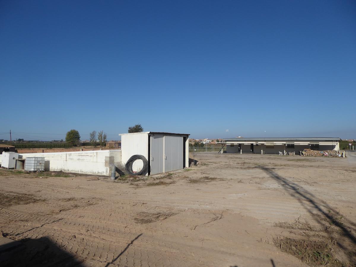 Stadtgrundstück  Prat Torregrossa, poligon 11. Complex industrial en venda a Torregrossa.