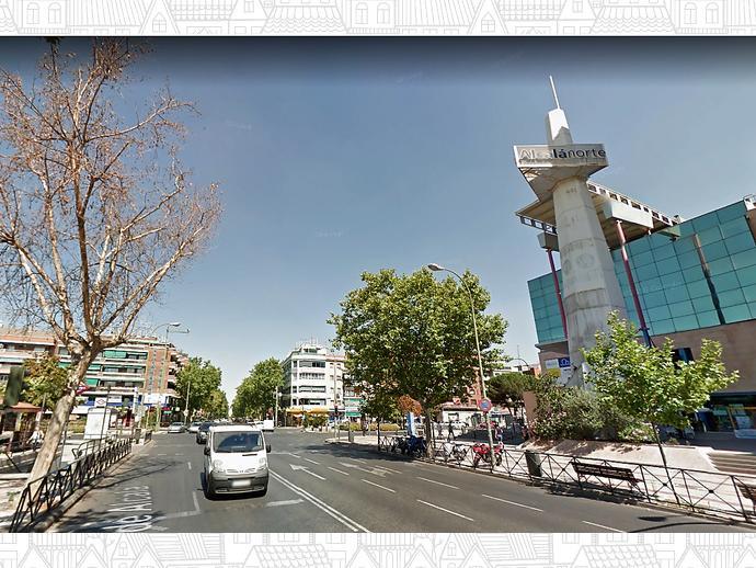 Piso en madrid capital en san blas en calle de alcal for Pisos en calle alcala madrid