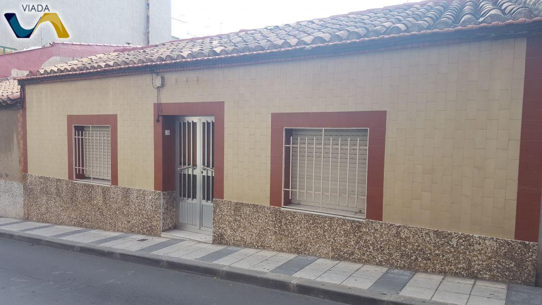 Casa en Centro Mercado