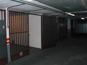 Venta Garaje  zona salesianos