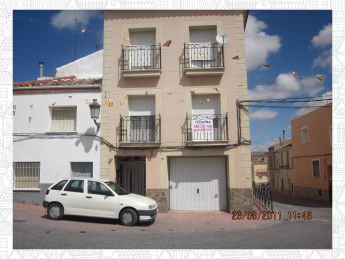 Piso en taranc n en calle san roque 126272876 fotocasa for Pisos de alquiler en tarancon