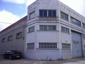 Nave Industrial en Alquiler en Buenos Aires / Utebo