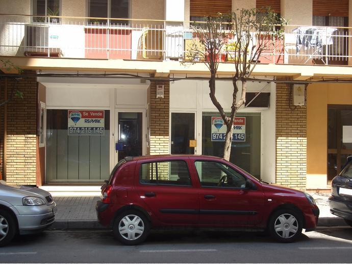 Foto 1 de Local comercial en Calle Tenerías 3 / Santo Domingo y San Martín,  Huesca Capital