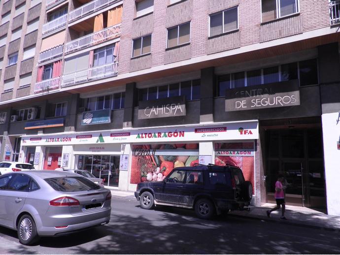 Foto 7 de Oficina en Paseo Ramón Y Cajal 3 / Santo Domingo y San Martín,  Huesca Capital