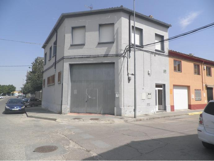 Foto 3 de Piso en Calle Nuestra Señora De La Huerta 7 / Perpetuo Socorro,  Huesca Capital